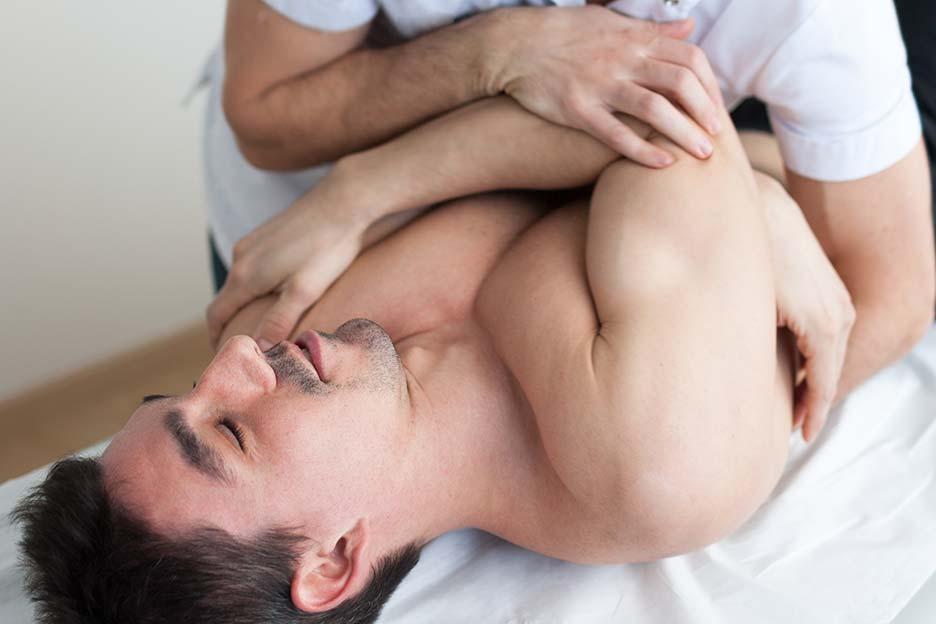 Manuel terapi - behandling